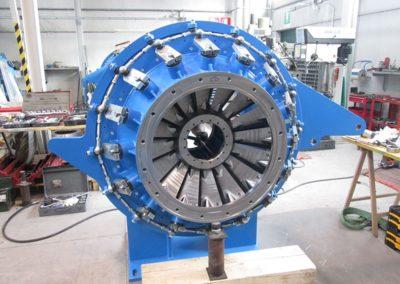 Brusia (FC)  Kaplan 99 kW