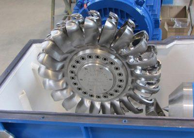 Fontanaz (UD)  Pelton 30 kW