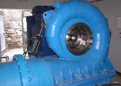 Para 1 (FC)  Francis 170 kW